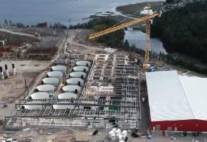 Grieg NL Smolt facility, Canada, integrating AquaMaof RAS Technology
